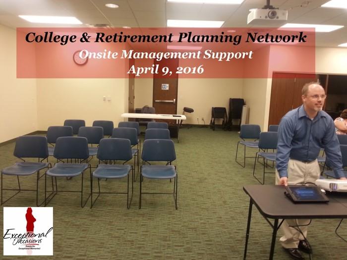 College & Retirement Planning Network